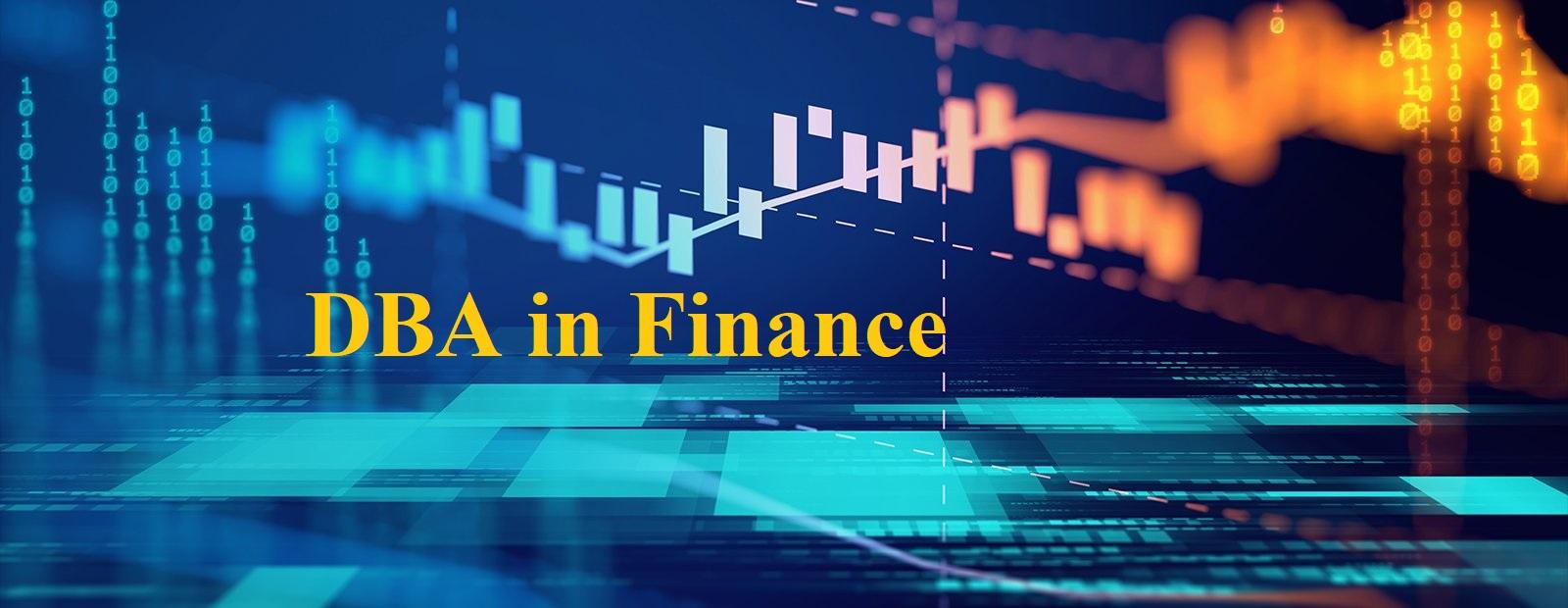 دوره DBA مالی و سرمایه گذاری